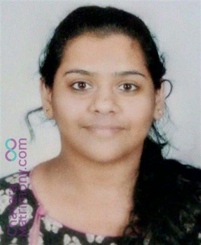Mangalore Matrimony  Bride user ID: monishabjohn