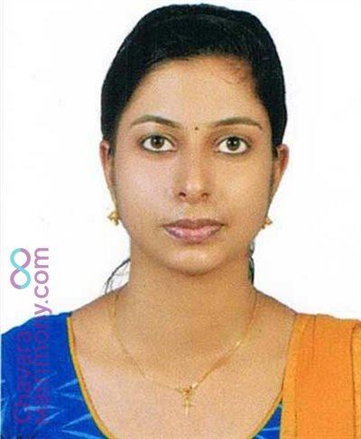 Tellicherry Archdiocese Matrimony  Bride user ID: vinnytreesa