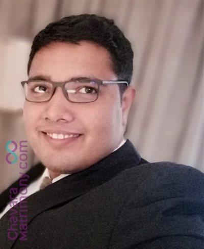 Hotel/ Hospitality Professional Matrimony Grooms user ID: deepakjoshua