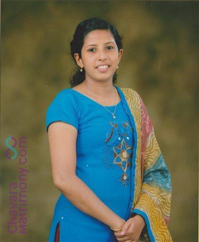 India Matrimony  Bride user ID: Athmaja