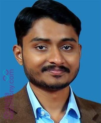 India Matrimony  Groom user ID: CTVM234101