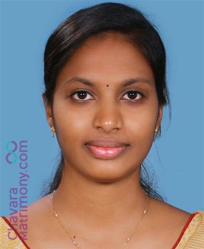 M.Sc Nurse Matrimony Bride user ID: CKTM234321