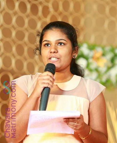 Chartered Accountant Matrimony Bride user ID: evamol15