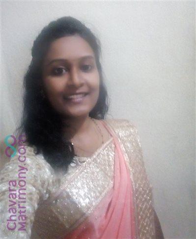 Education Professional Matrimony Bride user ID: theresachavara