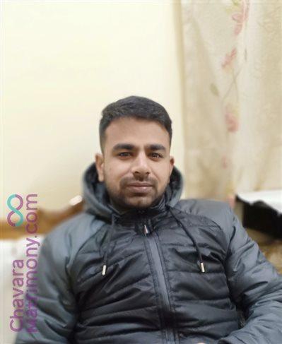 Faridabad diocese Matrimony  Groom user ID: mathewgeorge12