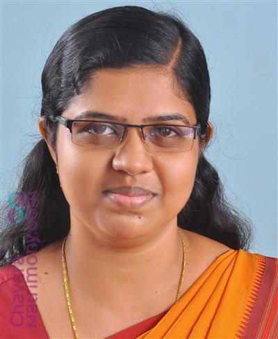 Changanacherry Archdiocese Matrimony Bride user ID: Minusen