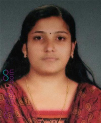 Teaching / Academician Matrimony Bride user ID: Rubyabraham