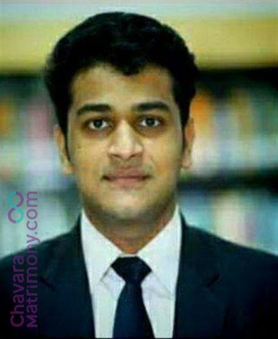 Kanjirapally Matrimony  Groom user ID: CKPY234288