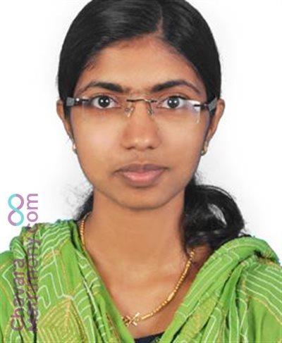 Ayurvedic Doctor Matrimony Bride user ID: Christeenaab92