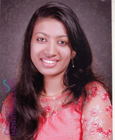 Palghat Diocese Matrimony  Bride user ID: agrima1995