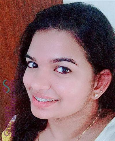 Fashion Designer Matrimony Bride user ID: Binshakukku