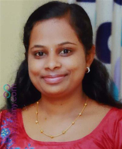 Alleppey Diocese Matrimony Bride user ID: CALP456267