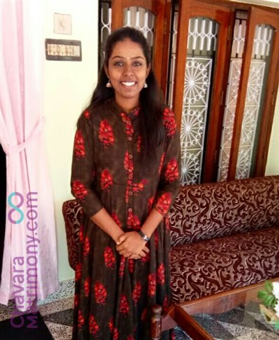 Neyyattinkara Diocese Matrimony Bride user ID: nimamj1995