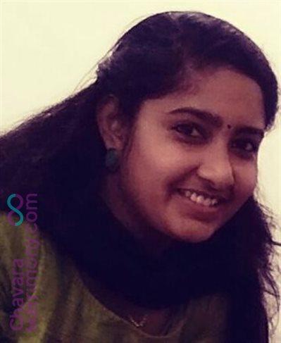 Niranam Diocese Matrimony Bride user ID: bencyalexander