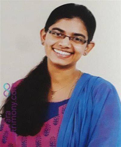Kochi Diocese Matrimony  Bride user ID: CTCR457069