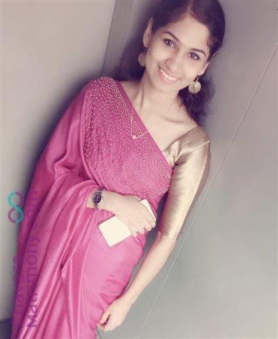 Hotel/ Hospitality Professional Matrimony Bride user ID: savithaillickal
