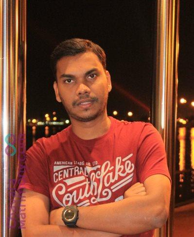 Kozhikode Diocese Matrimony  Groom user ID: juswin143