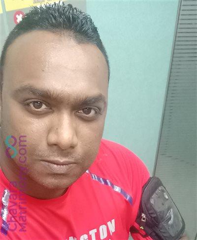 Singapore Matrimony Grooms user ID: William26