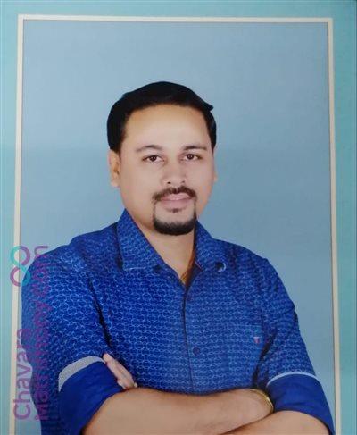 Pavaratty Matrimony  Groom user ID: VIJIL1986