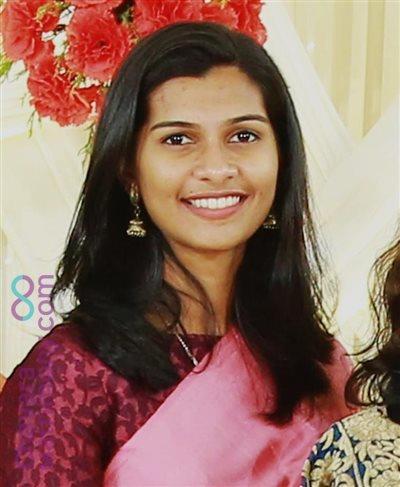 Kasaragod Matrimony  Bride user ID: aleena95