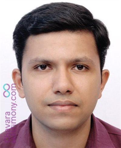 Tiruvalla Archdiocese Matrimony  Groom user ID: jaijessy