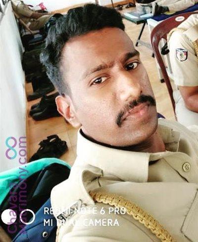 Police Matrimony  Groom user ID: TEKM10668