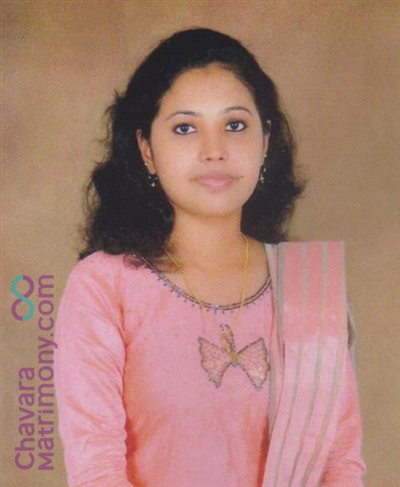 Kothamangalam Matrimony Bride user ID: CKGM345037