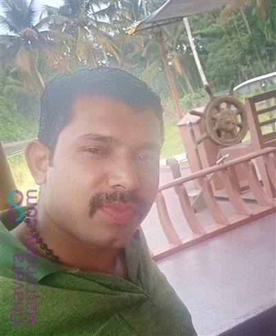 Kattappana Matrimony Grooms user ID: TEKM10717
