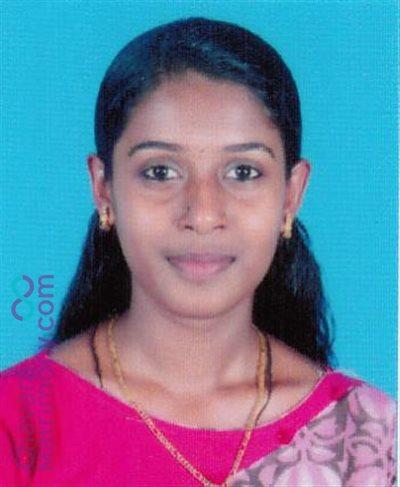 Mananthavady Diocese Matrimony Bride user ID: CWYD456298