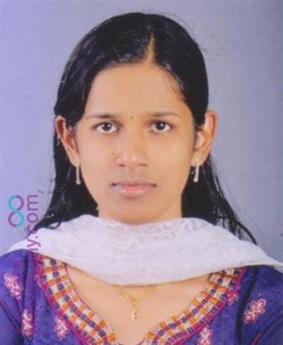 Ernakulam Angamaly Archdiocese Matrimony Bride user ID: CAGY456683