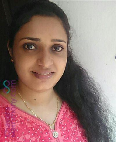 Saudi Arabia Matrimony Bride user ID: jerin385