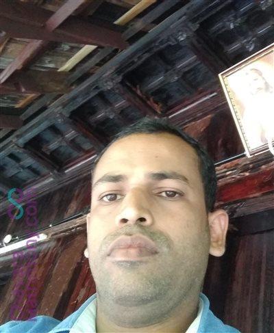 Administrative Professional Matrimony  Groom user ID: XCHA37533