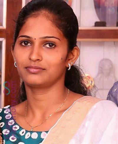 Calicut Matrimony  Bride user ID: Aishwarya4477