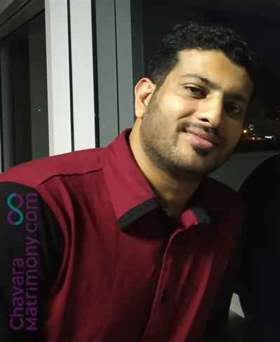 Bangalore Matrimony  Groom user ID: sjvsajan