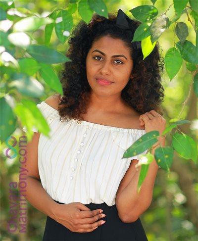 Fashion Designer Matrimony Bride user ID: Nikhi73
