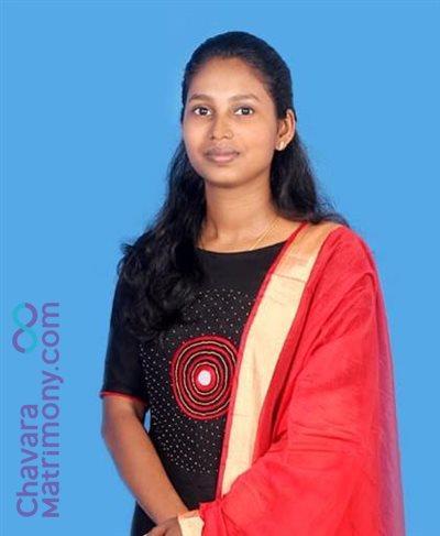 Chalakudy Matrimony Bride user ID: CCKY456522