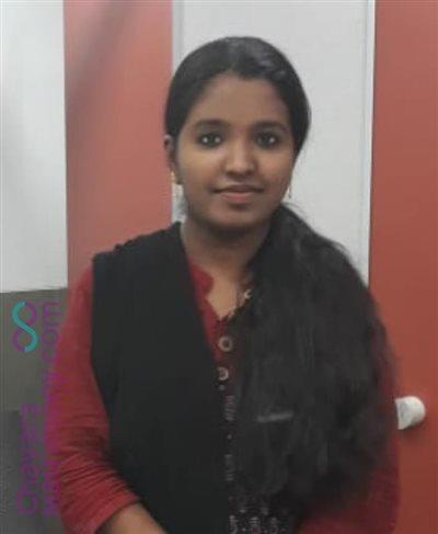 Chennai Diocese Matrimony Bride user ID: tinumolku