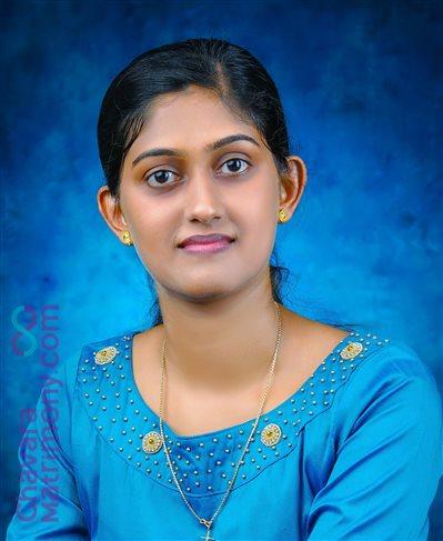 Pala Matrimony Bride user ID: CPLA457002