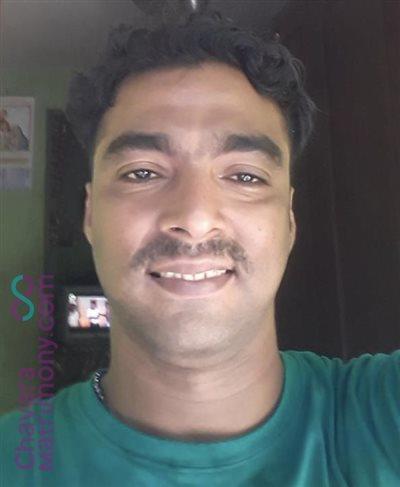 RC Latin Christian Matrimony  Groom user ID: XCHA37719