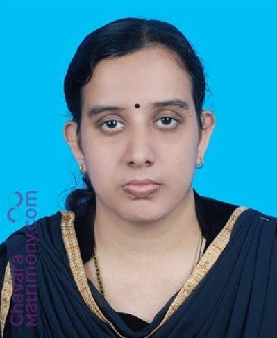 Professor / Lecturer Matrimony Bride user ID: Sooryatom