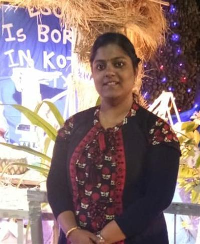 Ajmer Diocese Matrimony Bride user ID: mariyammatho