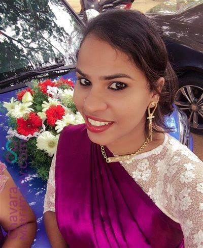 Executive Matrimony Bride user ID: Soniavincent