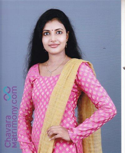 Chalakudy Matrimony Bride user ID: CCKY234307