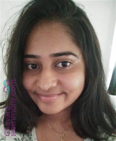 Hyderabad Archdiocese Bride user ID: CBGR456272