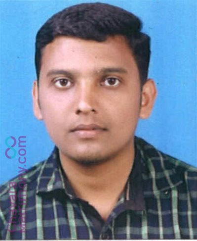 Kattappana Matrimony  Groom user ID: chalackal30