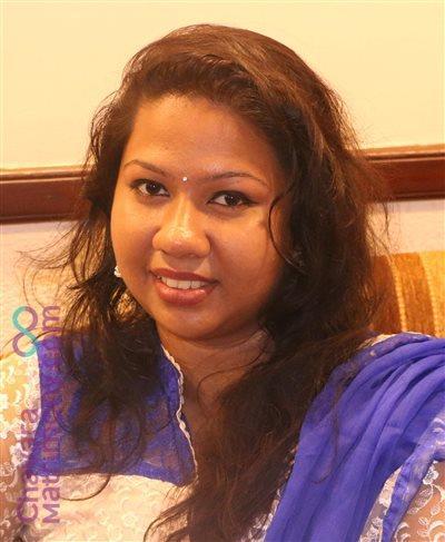 Anglo Indian Matrimony  Bride user ID: TinaRebello