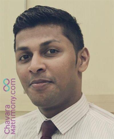 Accounts/Finance Professional Matrimony  Groom user ID: JOMON981