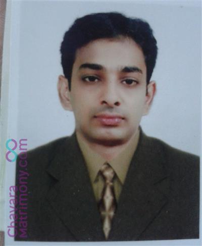 Kandanad Diocese Matrimony  Groom user ID: XCHA37682