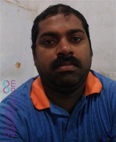 Kuravilangad Matrimony  Groom user ID: CKVD456304