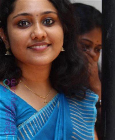 Ernakulam Matrimony Bride user ID: Anitta0106